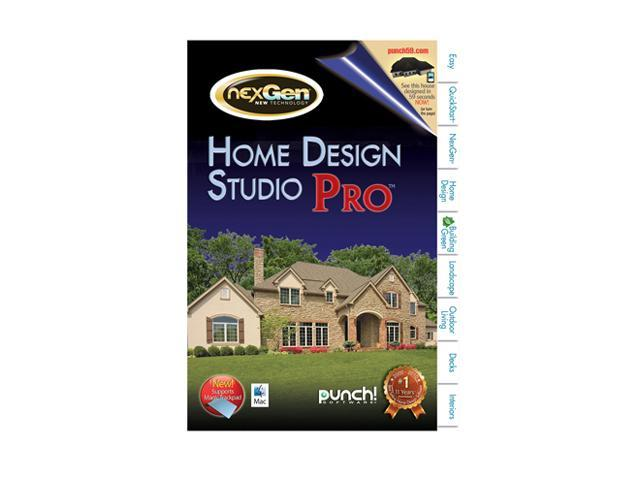 Punch! Software Home Design Studio Pro For Mac V2 Software