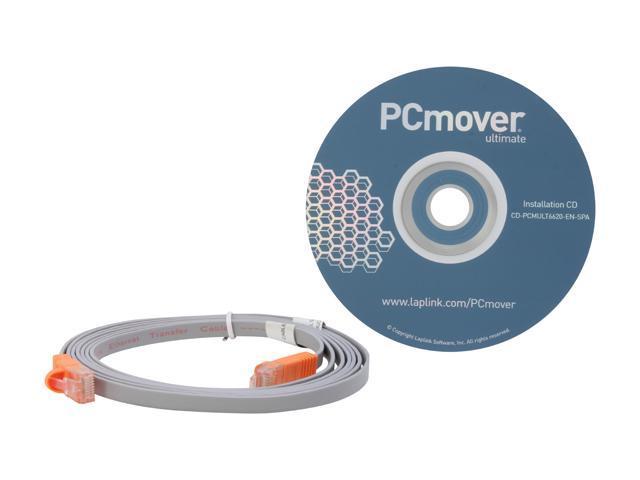 Laplink PCmover Ultimate System Builder