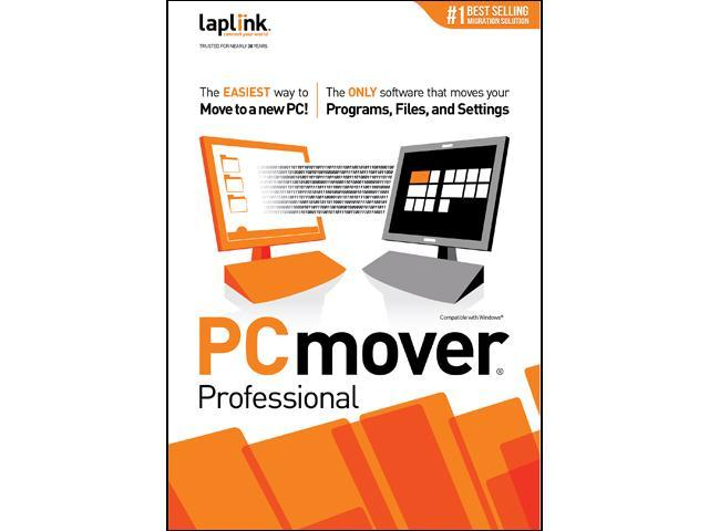 Laplink PCmover Professional 8 - 5 Use - Download