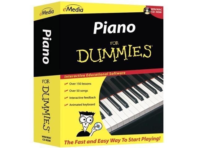 eMedia Piano For Dummies
