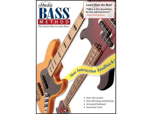 eMedia Bass Method (Windows) - Download