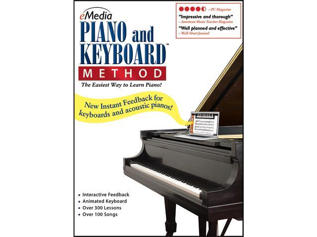 eMedia Piano and Keyboard Method (Windows) - Download