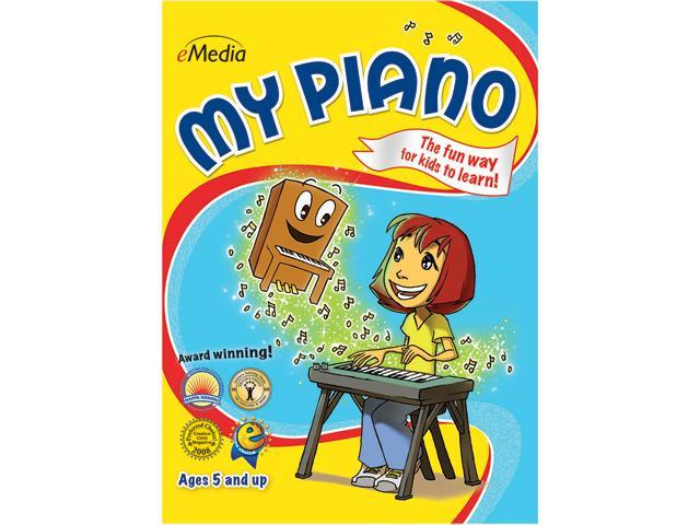 eMedia My Piano (Windows) - Download