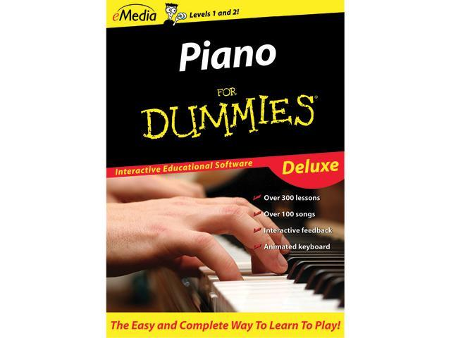 eMedia Piano For Dummies Deluxe (Windows) - Download