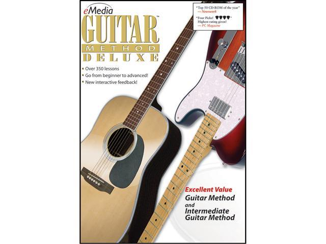 eMedia Guitar Method Deluxe (Mac) - Download