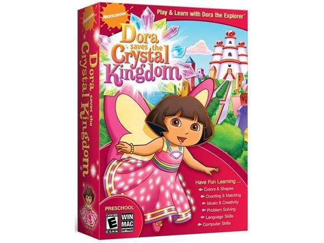 Nova Development Dora The Explorer Crystal Kingdom