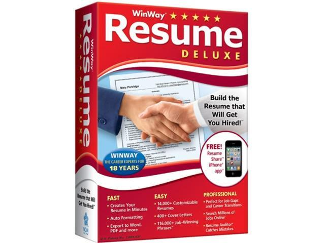 Nova Development Winway Resume 14.0 Deluxe