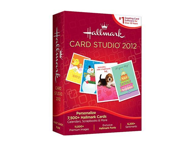 Nova Development Hallmark Card Studio 2012
