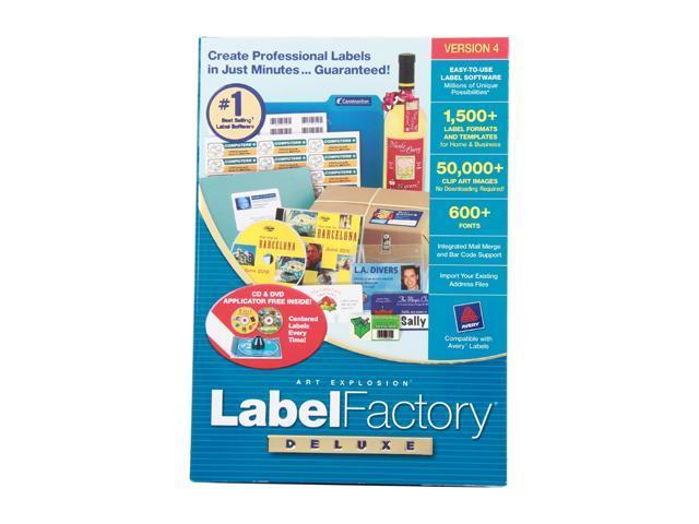 nova development label factory deluxe 40 software