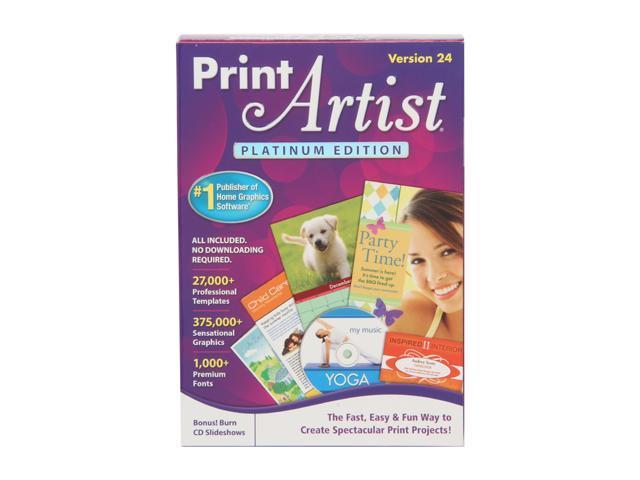 Nova Development Print Artist Platinum 24 (no rebate)