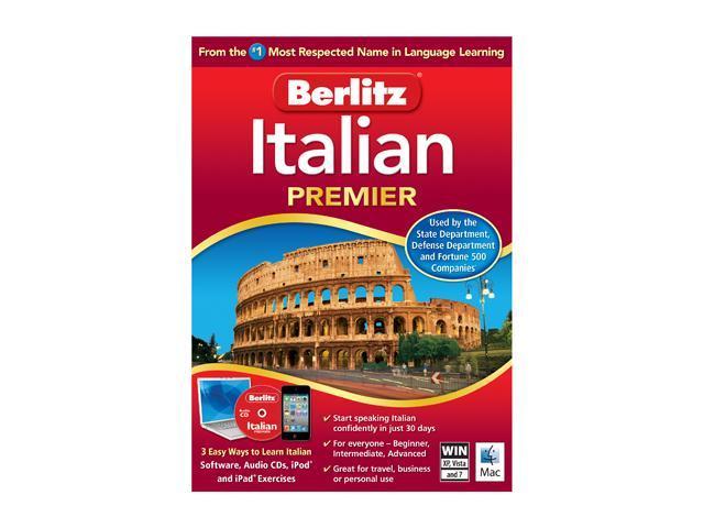 Nova Development Berlitz Italian Premier