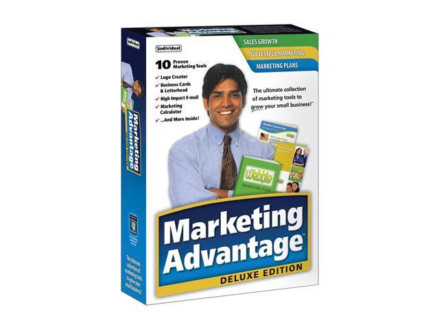 Individual Software Marketing Advantage Deluxe