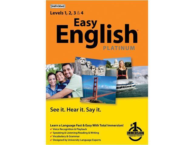 Individual Software Easy English Platinum - Download