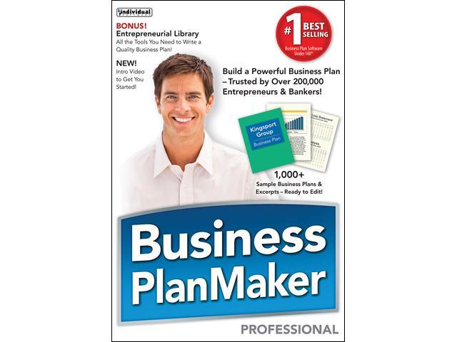 Individual Software Business PlanMaker Professional 12 - Download