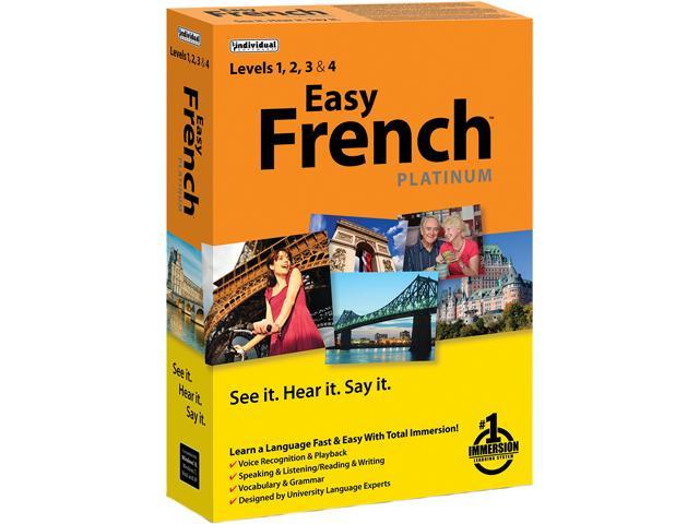 Individual Software Easy French Platinum