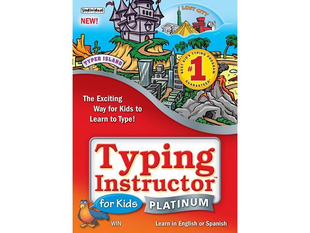 Individual Software Typing Instructor for Kids Platinum (Windows) - Download