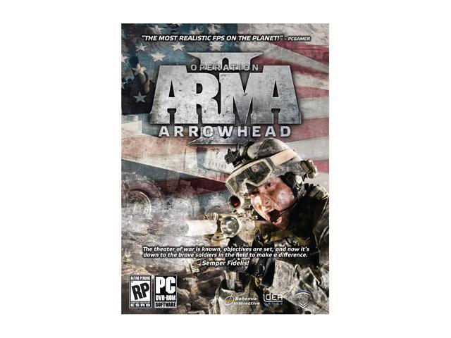 Arma 2: Operation Arrowhead PC Game