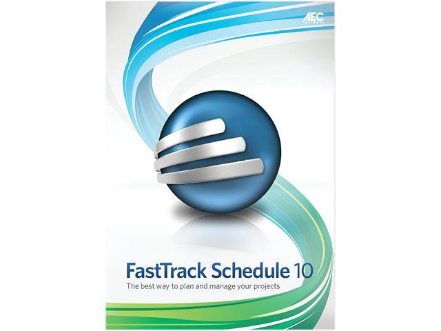 AEC Software FastTrack Schedule 10 for Mac