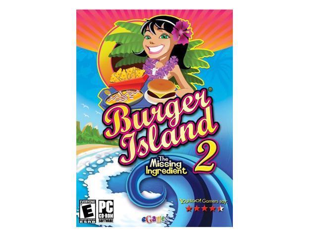 Burger Island 2: The Missing Ingredient PC Game