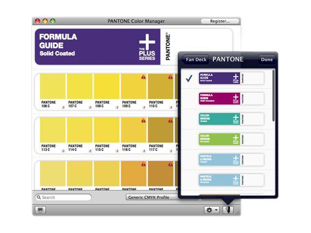 PANTONE Color Manager (CD)