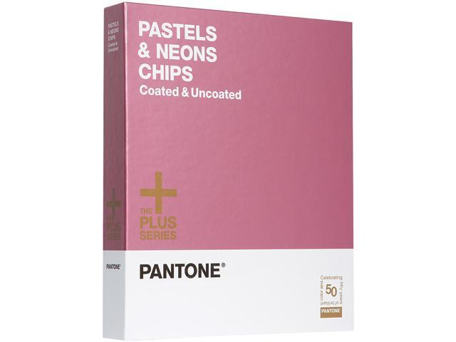 PANTONE PASTELS & NEONS CHIPS Coated & Uncoated