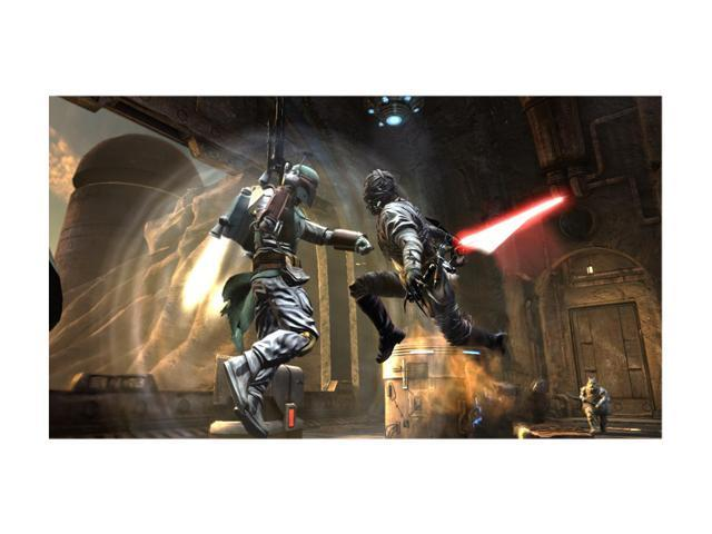 Star Wars Force Unleashed: Ultimate Sith Edition PC Game ASPYR