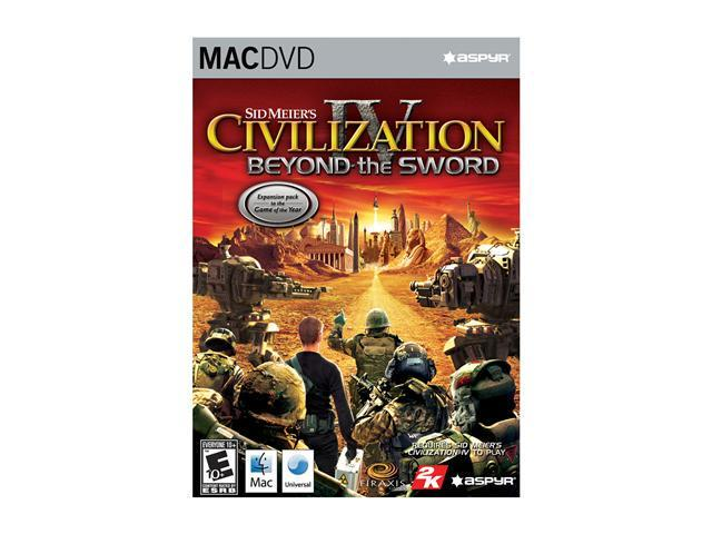 Civilization 4: Beyond The Sword - Mac Game