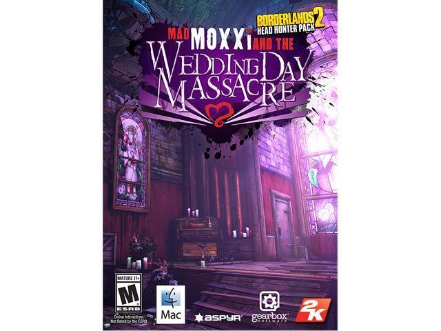 Borderlands 2 - Headhunter 4: Wedding Day Massacre for Mac [Online Game Code]