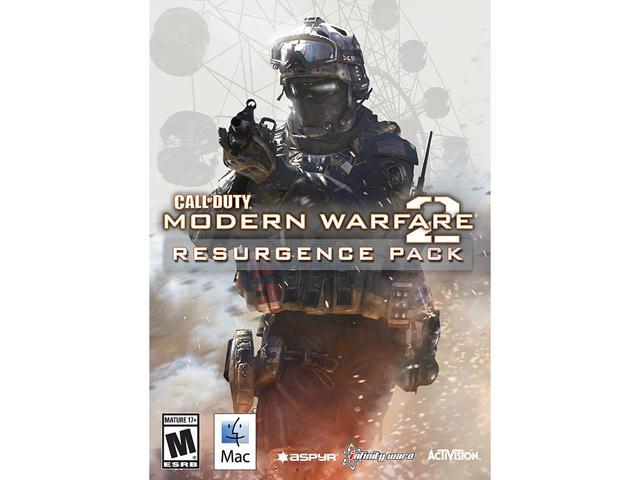 Call of Duty: Modern Warfare 2 Resurgence Pack for Mac [Online Game Code]