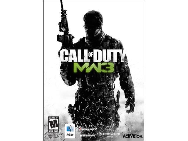 Call of Duty: Modern Warfare 3 for Mac [Online Game Code]