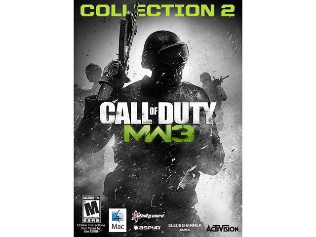 Call of Duty: Modern Warfare 3 Collection 2 for Mac [Online Game Code]