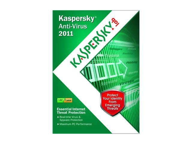Kaspersky Anti Virus 2011