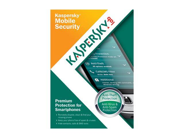 Kaspersky Mobile Security - 1 User