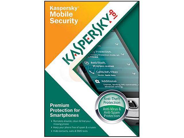 Kaspersky Mobile Security - 1 User - Download