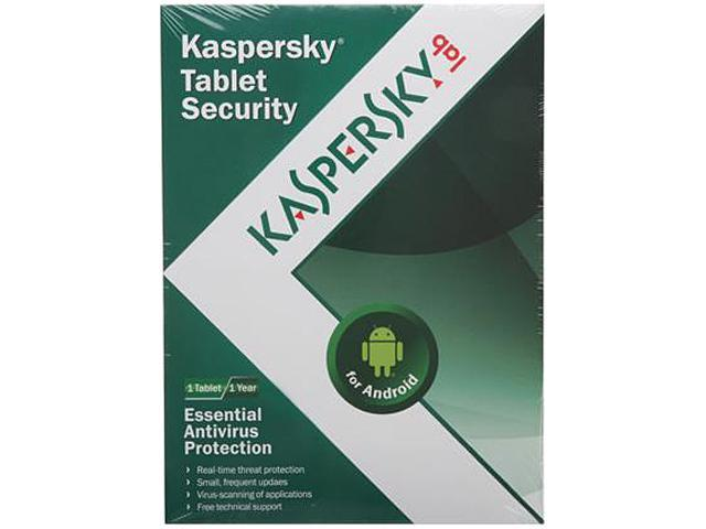 Kaspersky Tablet Security - 1 User - Download