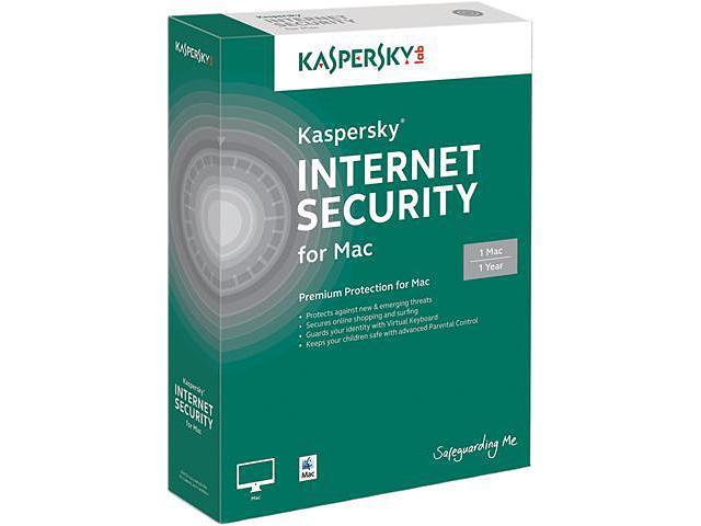 Kaspersky Security for MAC 1 User - Download