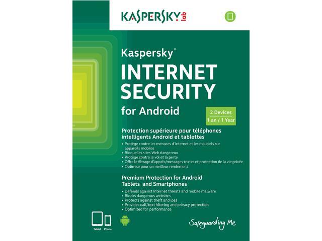 Kaspersky Internet Security for Android - 2 Devices