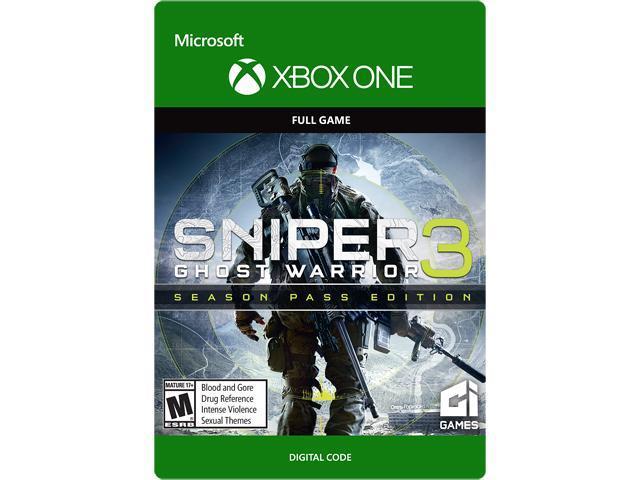Sniper Ghost Warrior 3: Season Pass Edition Xbox One [Digital Code]