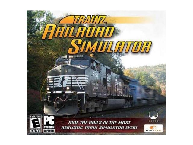 Trainz Railroad Simulator Jewel Case PC Game