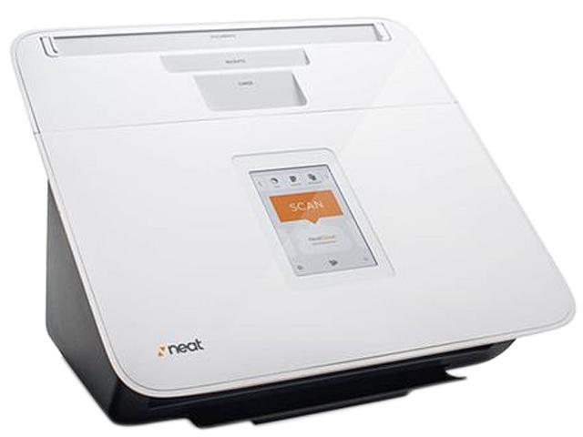 NeatConnect 03325 Duplex up to 600dpi WiFi Document Scanner plus Smart Organization System for PC and Mac