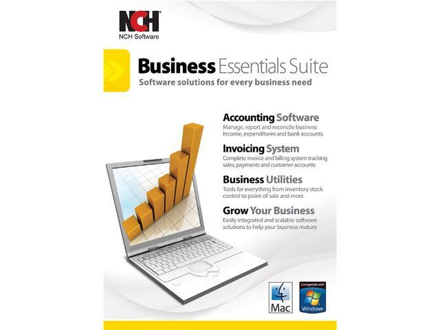 NCH Software Business Essentials