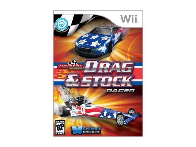 Maximum Racing: Drag & Stock Racer PC Game