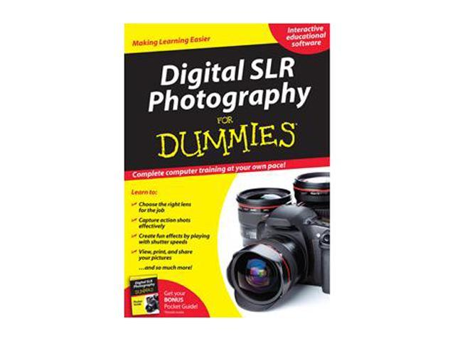 Digital DSLR Photography For Dummies