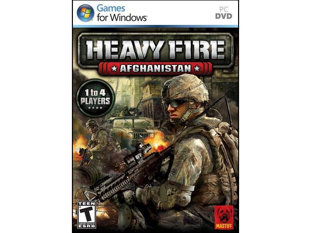 Heavy Fire Afghanistan PC Game