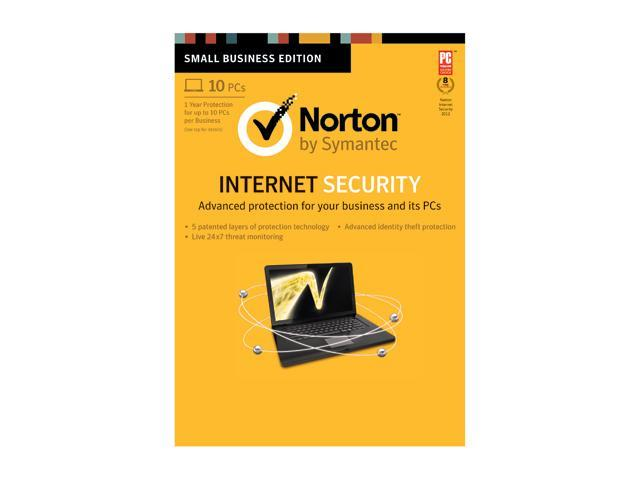 Symantec Norton Internet Security 2013 - 10 PCs