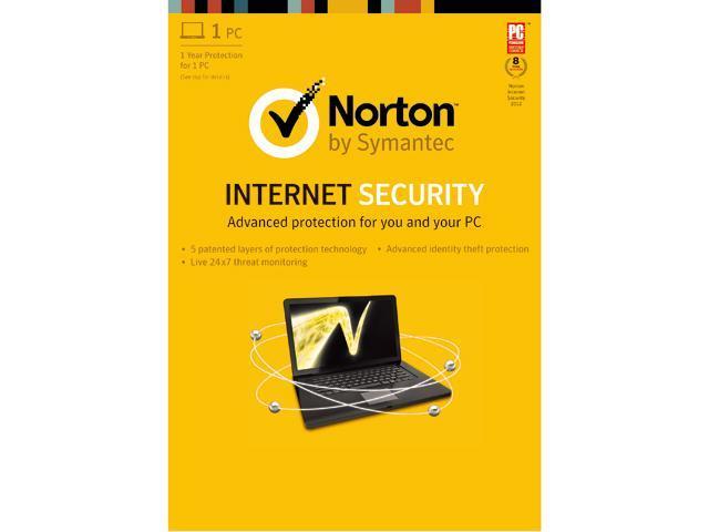 Symantec Norton Internet Security 2013 - 1 PC