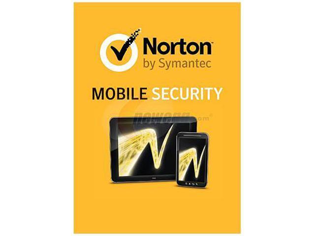 Symantec Norton Mobile Security 3.0 - 12 Months - Digital Delivery