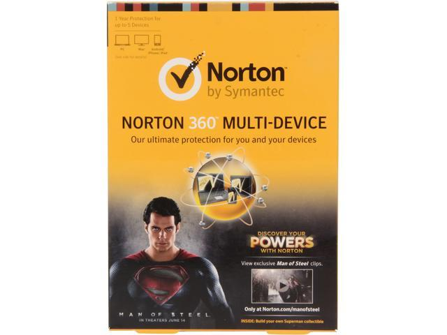 Symantec Norton 360 Multi-Device (5 Devices)