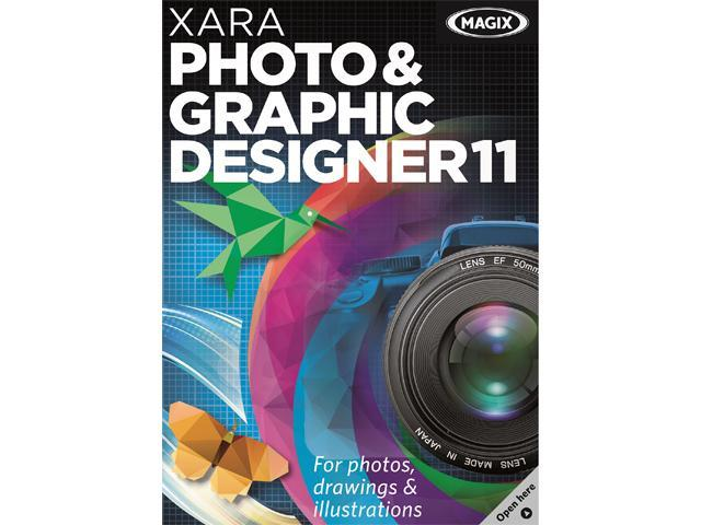 Xara Photo & Graphic Designer 11 - Download