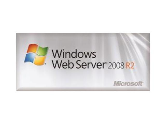 Microsoft Windows Web Server 2008 R2 SP1 64-bit